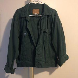 Vintage gap lightweight denim jacket